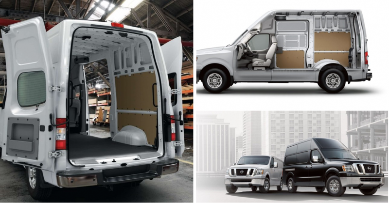 Nissan NV Features
